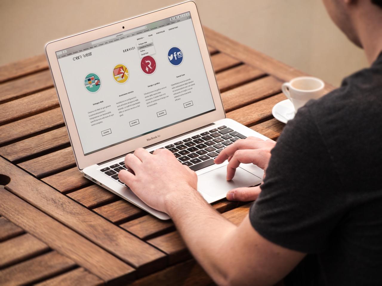 ウェブ初心者がポータルサイトを利用するメリットとデメリット