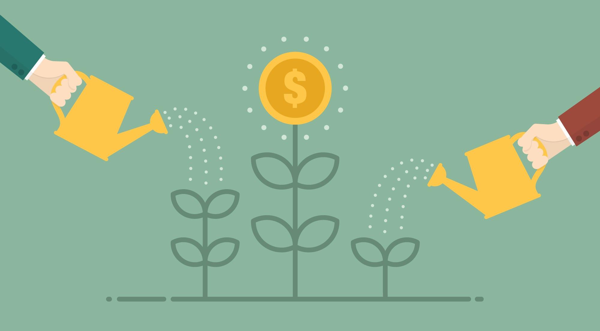 事業を展開するには「縦に伸ばす」か「横に伸ばす」か