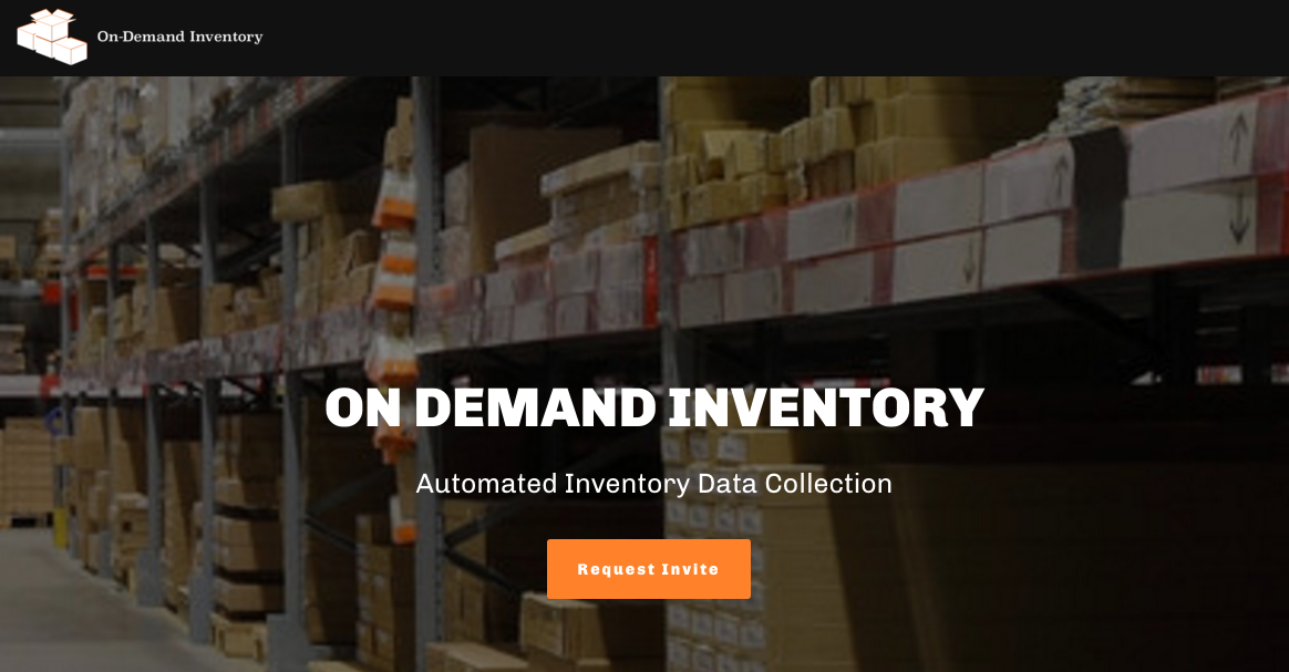 IoTを活用した在庫管理 - On Demand Inventory