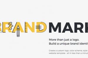 AIがブランディング素材を作ってくれるサービス BrandMark