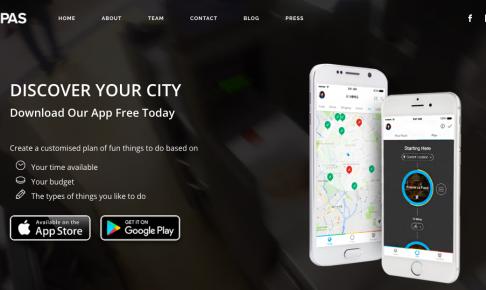 機械学習を利用した旅行ガイドアプリ KOMPAS