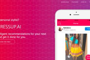 あなたの専属スタイリストアプリ DressupAI