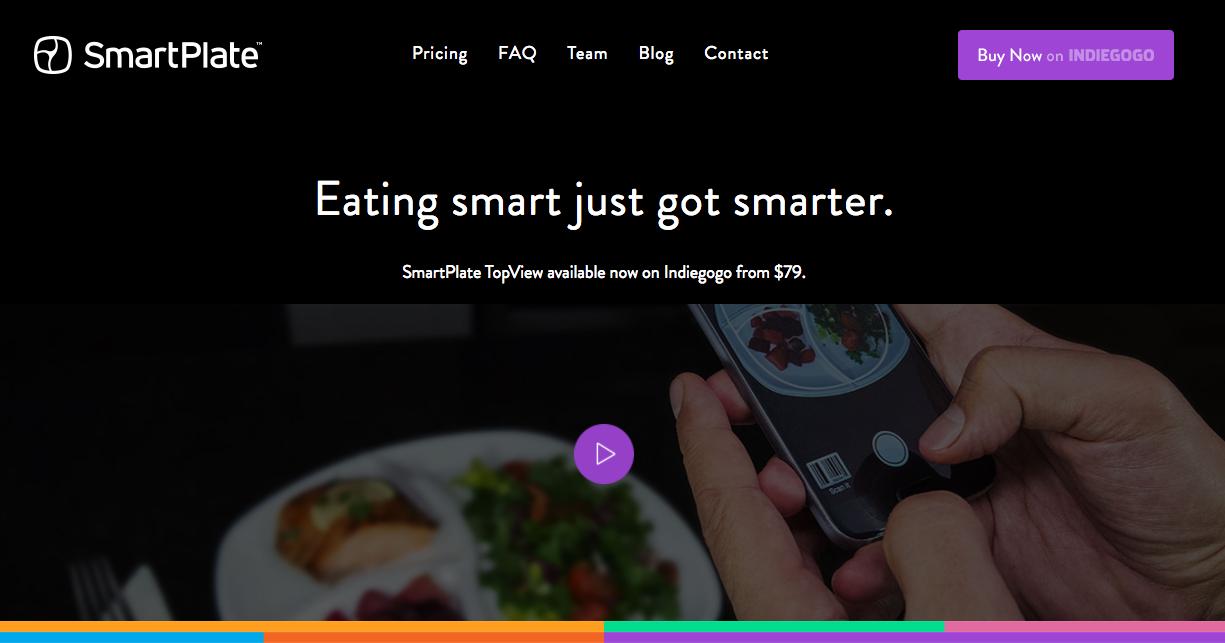 AI栄養管理プラットフォーム SmartPlate