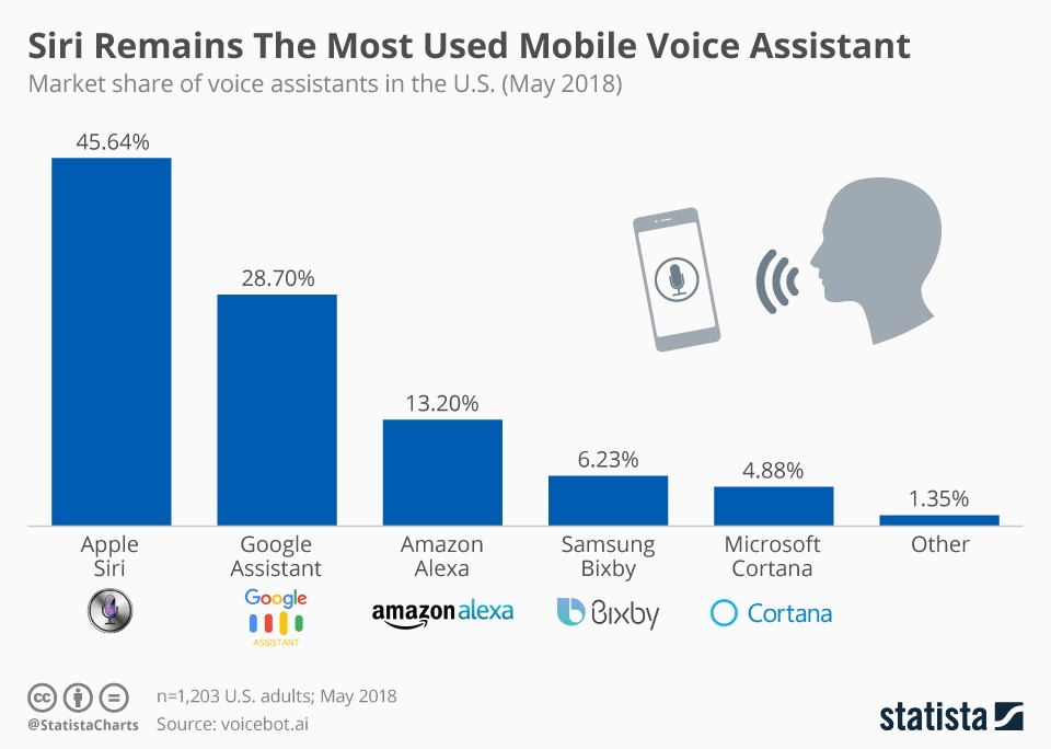 Voice assistance